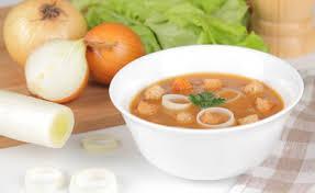 Sopa de cebolla para perder grasa