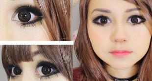 Kawaii maquillaje