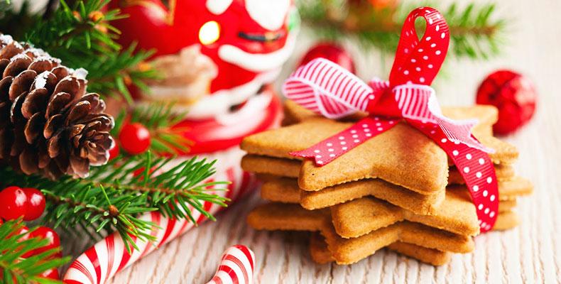 Cómo hacer galletas navideñas para diabeticos