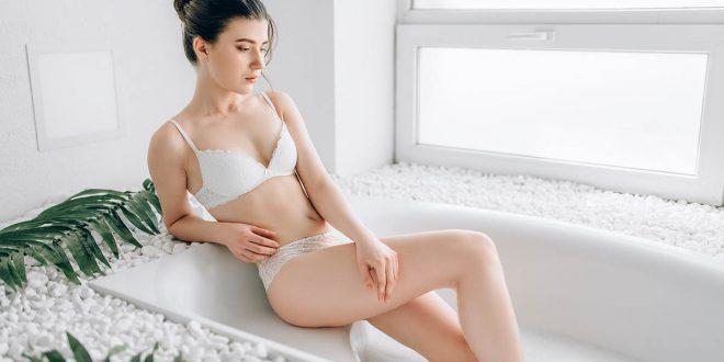 como cuidar ropa interior femenina