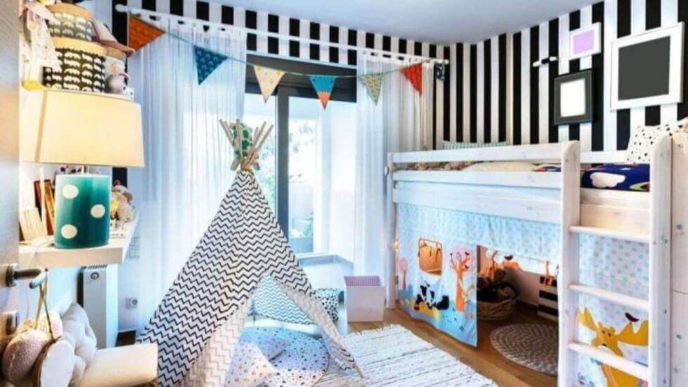 mobiliario habitacion de niños