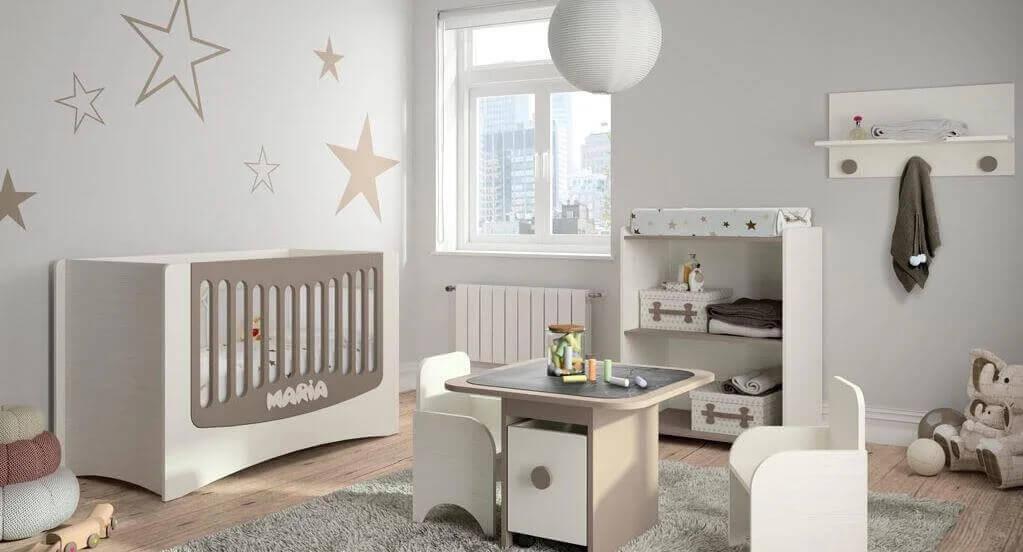 cómo decorar la habitación de tu niña o niño